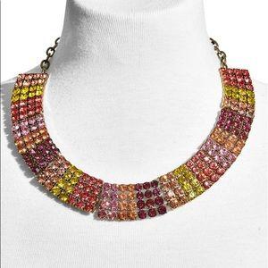 NWT Baublebar Seres Statement Collar Necklace